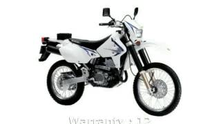 5. 2005 Suzuki DR-Z 400S Base - Features, Specification