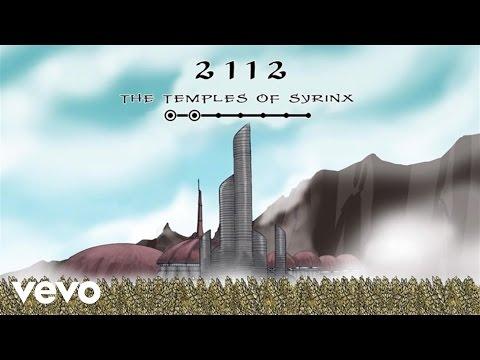 Rush - 2112: The Temples Of Syrinx (Lyric Video)