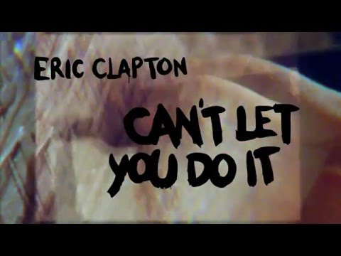 Can't Let You Do It Lyric Video