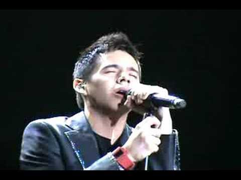 David Archuleta - When You Say You Love Me - Newark
