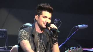 Download Lagu HD - Adam Lambert - Whataya Want From Me - Del Mar County Fair Mp3