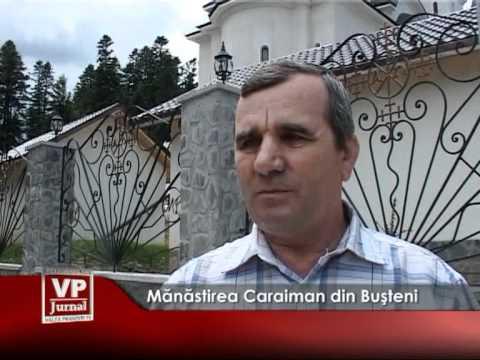 Mănăstirea Caraiman din Buşteni