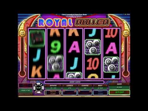 Royal Roller™ - Freeslots.guru