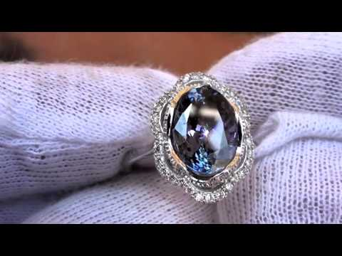 The Beauty and Mystique of Tanzanite Rings