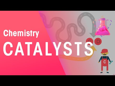 What Are Catalysts? | Chemistry For All | The Fuse School