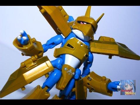 AFR - Armor Digivolving Magnamon (Japanese Version) Figure Review アーマー超進化シリーズ マグナモン レビュー (видео)