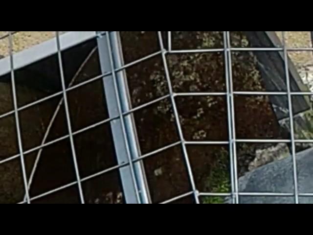 Follina - La coclea del collegio San Giuseppe in funzione