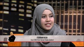 Video VIRAL, Siswi SMA Tabrak Pelaku Jambret  | HITAM PUTIH (28/02/19) Part 2 MP3, 3GP, MP4, WEBM, AVI, FLV Maret 2019