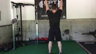 Scapular Movement Assessment