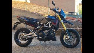 10. Aprilia Dorsoduro 750 ABS 2013 black