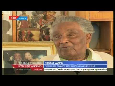 Wako wapi? Tukiangazi Fransis Ole Ntimama