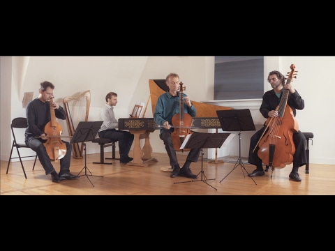 GIVE ME YOUR HAND // Official Trailer, by Bruno Cocset & Les Basses Réunies