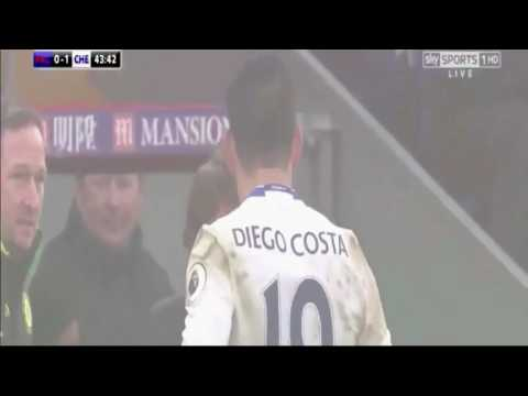 Crystal Palace vs Chelsea 0-1 All Goals Highlight 2016