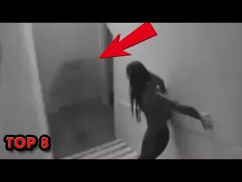 8 avvistamenti di fantasmi più spettacolari