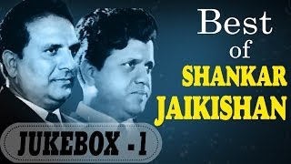 Best of Shankar Jaikishan Video Songs - Juke Box 1