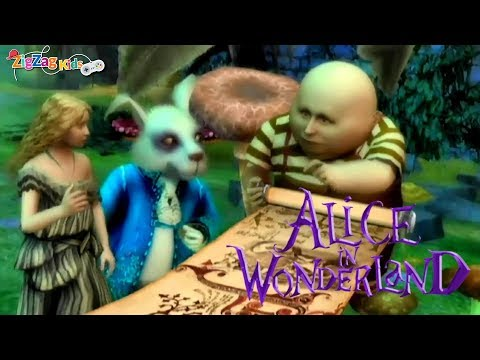 Alice in Wonderland | Find the Mad Hatter | Episode 2 | ZigZag Kids HD