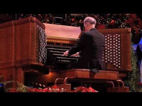 Crazy Organ Solo Mormon Tabernacle Choir Christmas