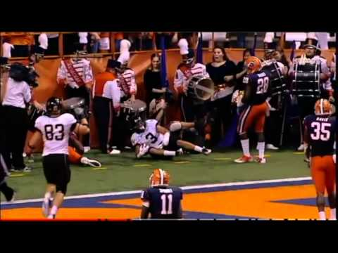 Michael Campanaro vs Syracuse 2011 video.