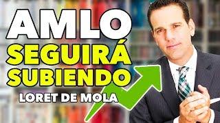 Video Loret de Mola TAMBIÉN acepta TRINFO de AMLO y dice seguirá SUBIENDO en las ENCUESTAS MP3, 3GP, MP4, WEBM, AVI, FLV Mei 2018