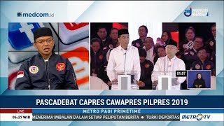 Video Pascadebat Capres Cawapres Pilpres 2019 MP3, 3GP, MP4, WEBM, AVI, FLV Januari 2019