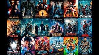 Todas las películas de Marvel (RESUMEN PARTE 2)