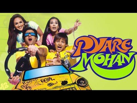 Pyare Mohan (HD) | Vivek Oberoi | Boman Irani | Esha Deol | Amrita Rao | Bollywood Comedy Movies