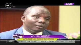Tukuza Youth Arise: Naigerian Apostle, Johnson Suleiman on Tukuza Show