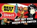 Best Buy Vaza Persona 5 Metroid Prime Trilogy E Zelda A