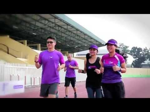 Teknik Dasar Latihan Lari - Combirun 2015