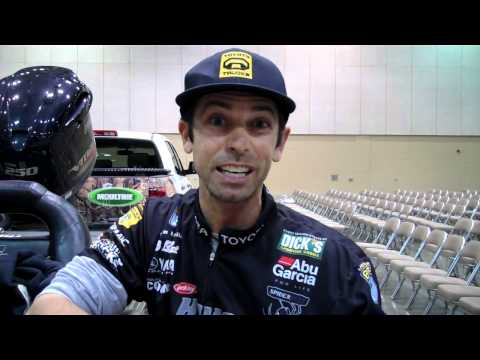 Mike Iaconelli BASS University