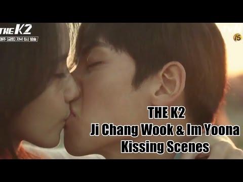 The K2 Ji Chang Wook and Yoona KISSING SCENES