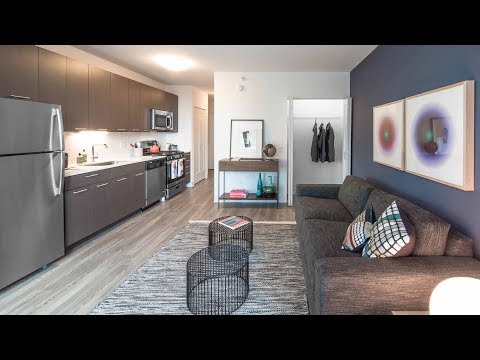 Tour an 07-tier studio model at River North's new Gallery on Wells