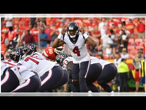 Final Score: Texans 17, Chiefs 10 - What Did We Learn?