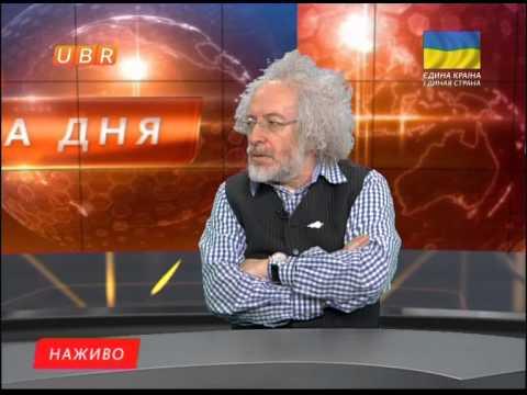 Венедиктов на украинском телевидении