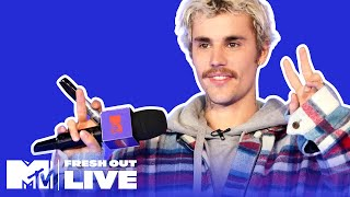 Video Justin Bieber Reveals the Meaning Behind 'Intentions' w/ Quavo | MTV download in MP3, 3GP, MP4, WEBM, AVI, FLV January 2017