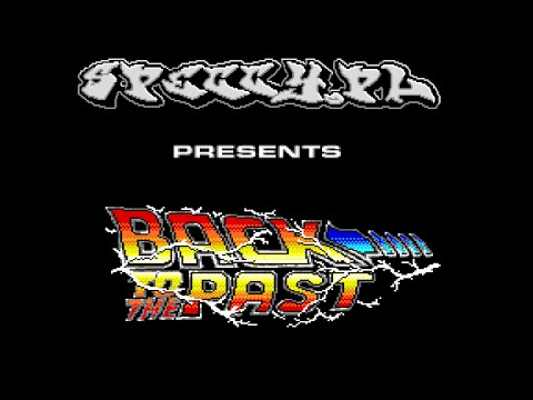 Back To The Past by speccy.pl - SAM Coupé demo - RetroKomp / Load Error 2015 8-bit executable