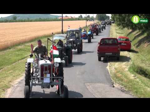 II. Balatonlellei Veter�n Traktoros Tal�lkoz� 2013 - Traktor mix
