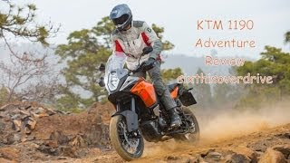 6. KTM 1190 Adventure Review