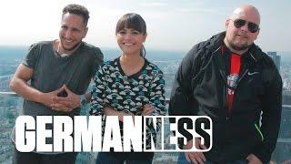 Mit Celo & Abdi quer durch Frankfurt || GERMAN-NESS in FFM (Teil 1)