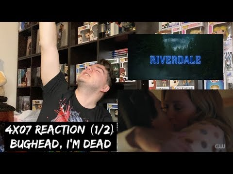 RIVERDALE - 4x07 'THE ICE STORM' REACTION (1/2)