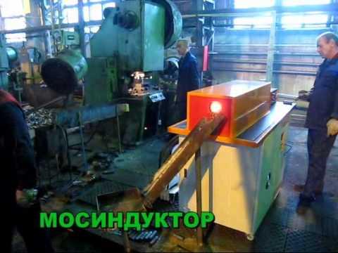 Горячая штамповка молотков на ИКН-110