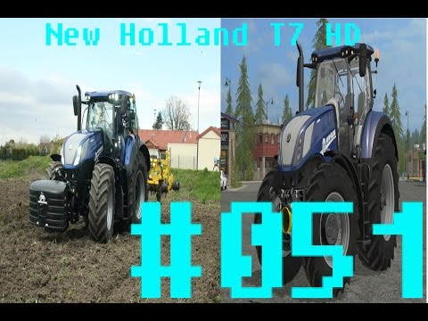 New Holland T7 HD v2.1