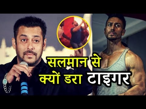 Salman Khan's Amazing Stunt Viral || Big Challenge For Tiger Shroff