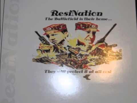 ResiNation-Train Ride