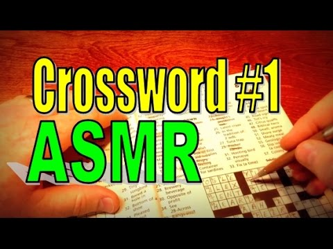 Crossword Puzzle 1 - Sleep Whisper