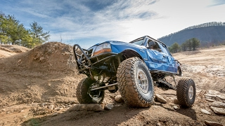 1999 Ford Ranger on 40-inch Trail Grapplers