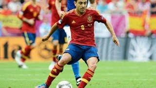 EM 2012: Xavis Aktionen beim Turnier