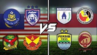 Video Klub Liga Malaysia Vs Klub Liga Indonesia Berdasarkan Prestasi MP3, 3GP, MP4, WEBM, AVI, FLV Desember 2018