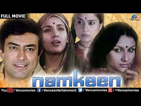 Namkeen - Full Movie | Sanjeev Kumar Movies | Bollywood Hindi Classic Movies | Bollywood Full Movies