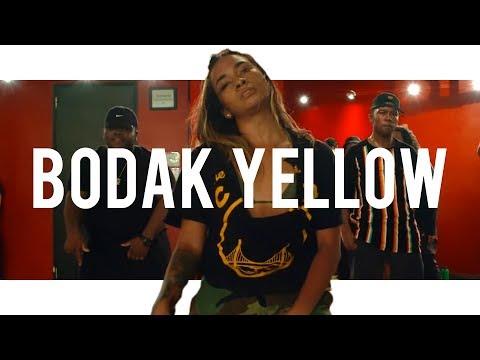 Cardi B - Bodak Yellow   Choreography With Ysabelle Capitule